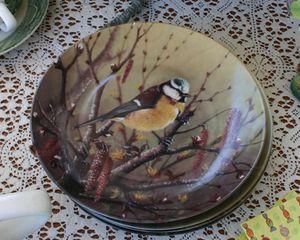 Bird dish 2