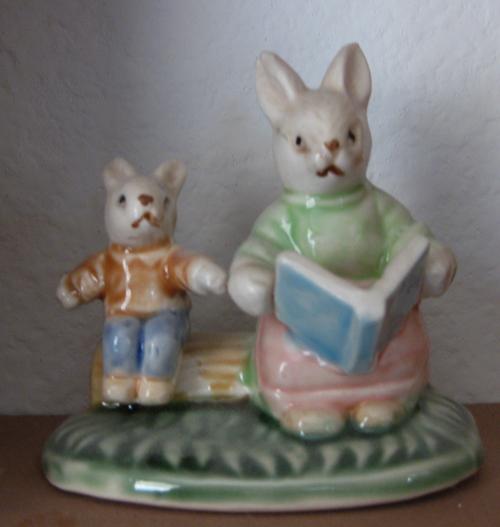 Blue bunnies 2