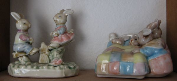 Blue bunnies 3