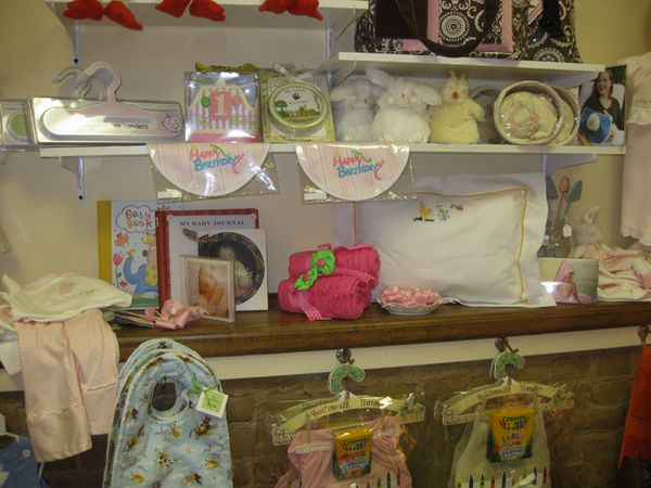 Sharleen's shop baby things