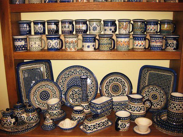 Blue pottery 5