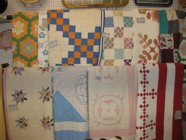 B Quilts blue etc.