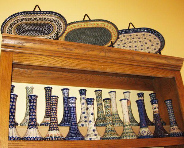 Blue pottery 3