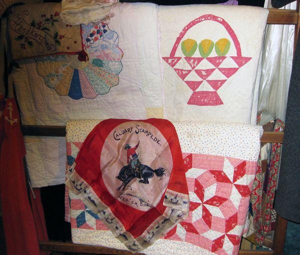 Pink quilt 2009