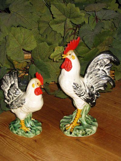 Rooster set 1