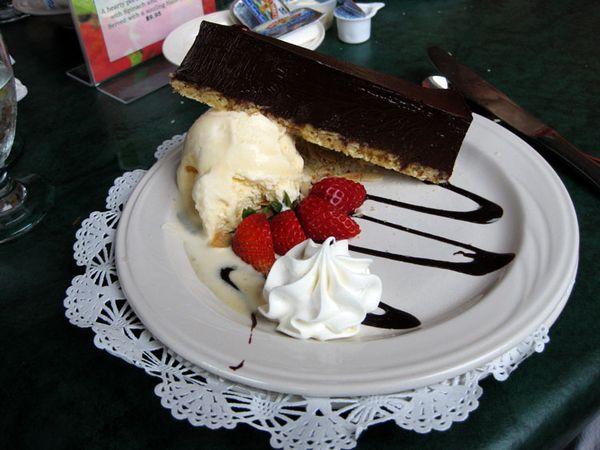 Blue Ridge dessert