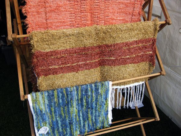 MI wool handwoven rugs
