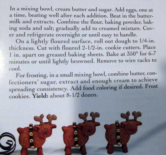 Jan's cookie exchange instructions
