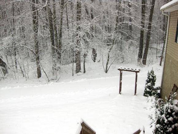 Snowed in 2