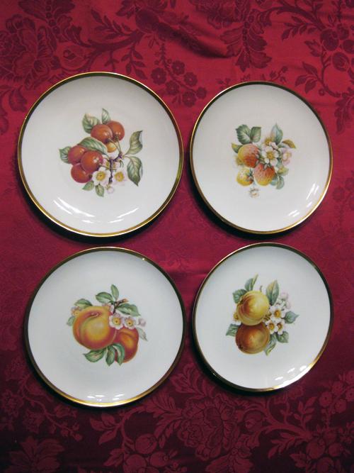 German fruit plates 4