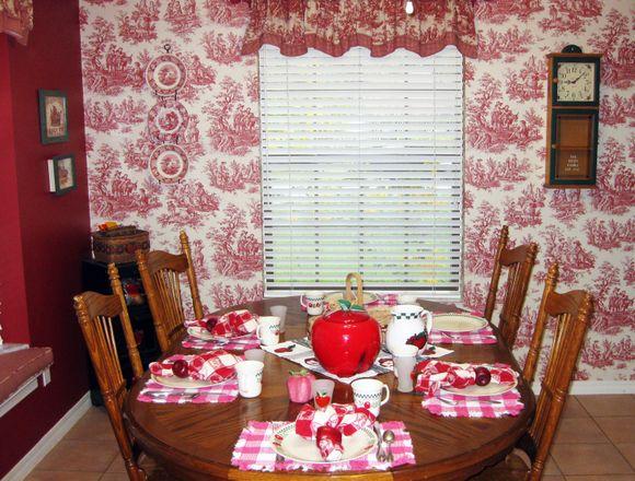 Breakfast tablescape 7
