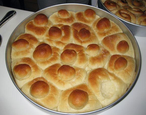 Foodie rolls
