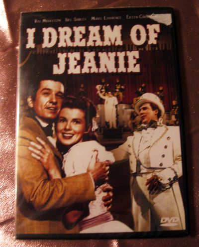 Pink DVD I dream of Jeannie