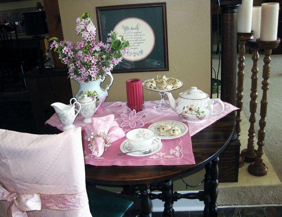 Tea party Sunday