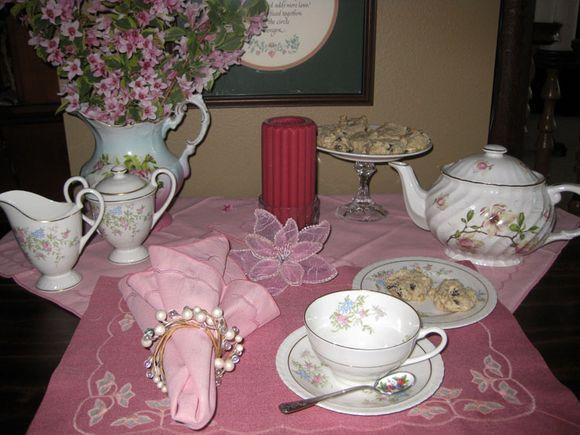Tea Party Sunday 2