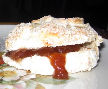 BJ's biscuit recipe