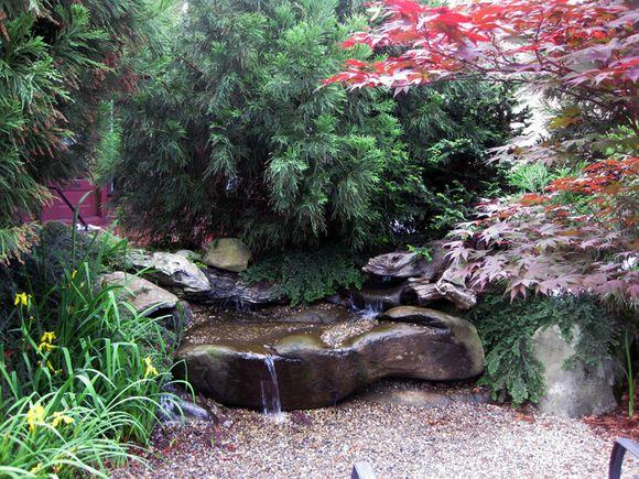 G natural fountain