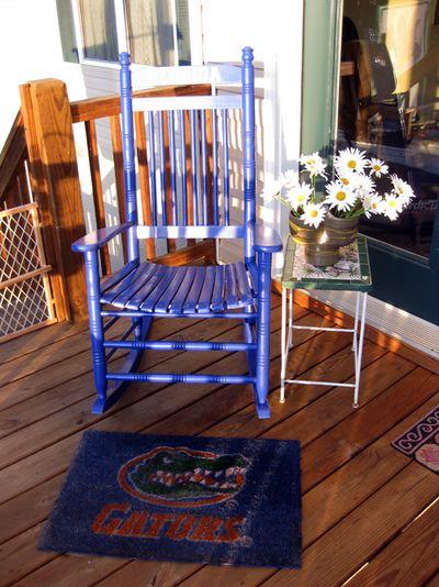 Porch gator space