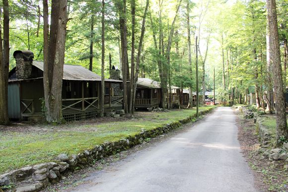 Elkmont cottages