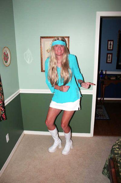 Christina hot pnts