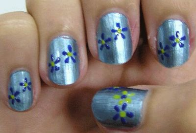 NailartPen-BlueFlowers