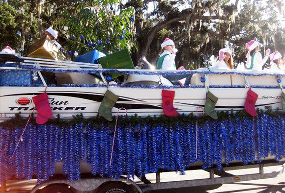 Parade float 9