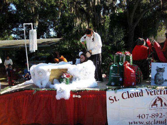 Parade float 8