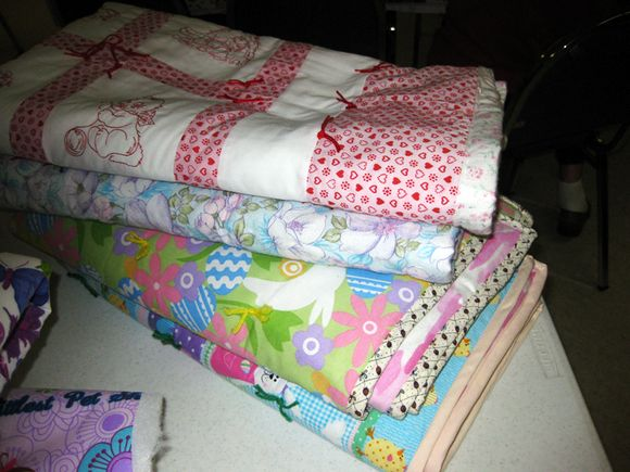 Baby blankets needed