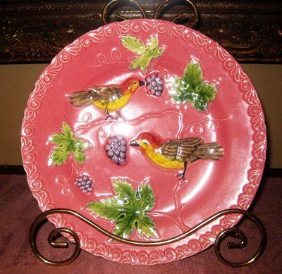 Bird  plate jpg