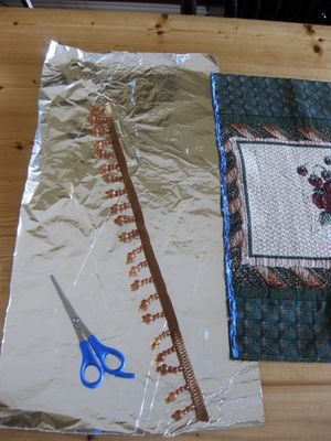Tues table runner project