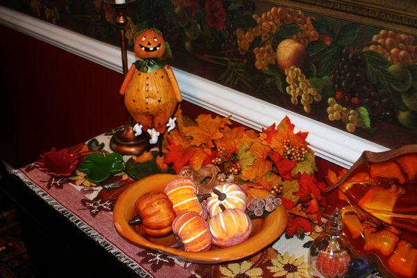Fall buffet 2