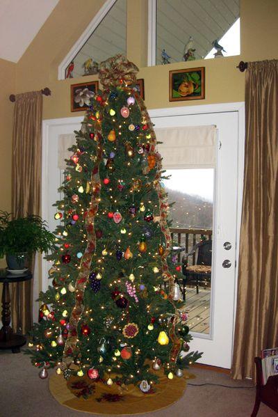 Christmas tree 2011 2