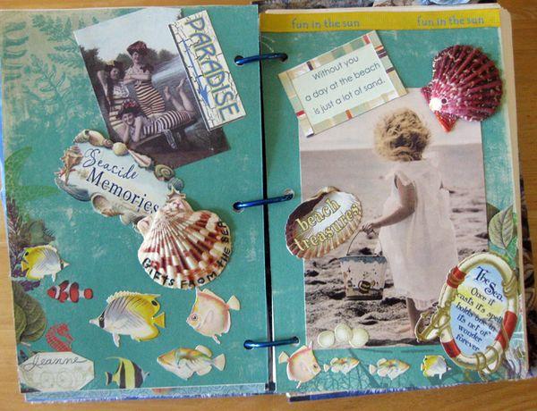 Beach journal 4