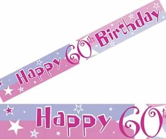 2141_Pink_Shimmer_Happy_60th_Birthday_4_Yard_Banner