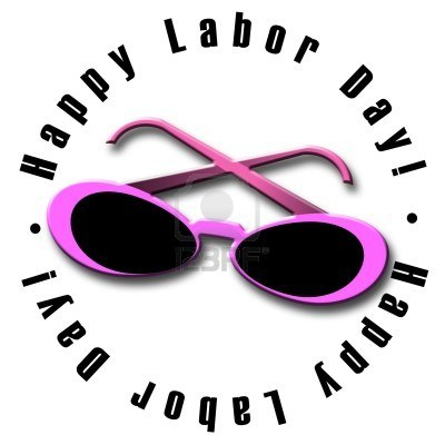3503702-an-illustrated-labor-day-icon-with-pink-sunglasses