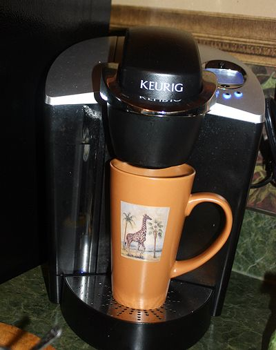 Coffee central Keurig