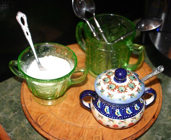 Coffee central vintage