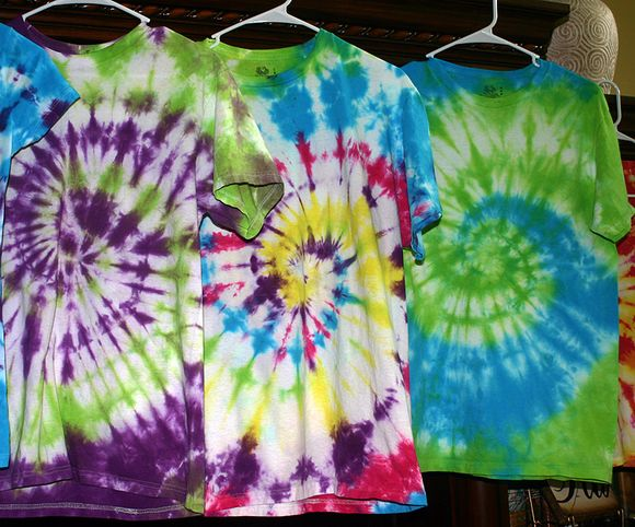 Tiedye three