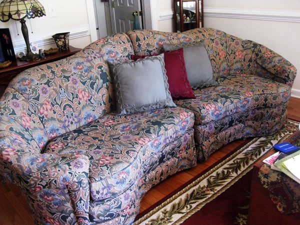 Sitting room couch