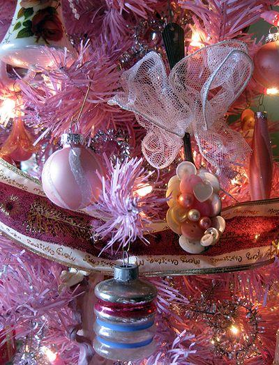 Pink tree 4