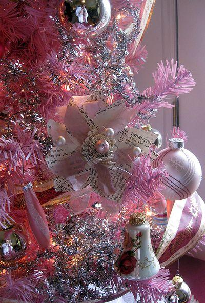 Pink tree 5