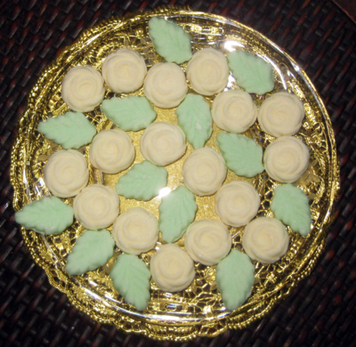 50th anniv handmade mints