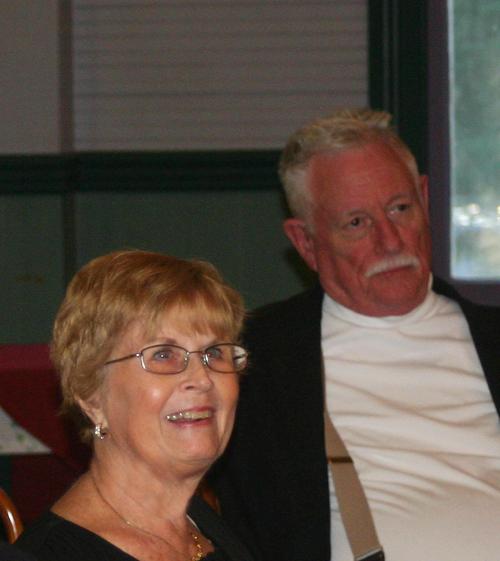 50th anniv Shirley Rick