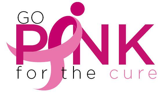 Image result for breast cancer go pink images