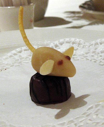 Cruise mouse candy