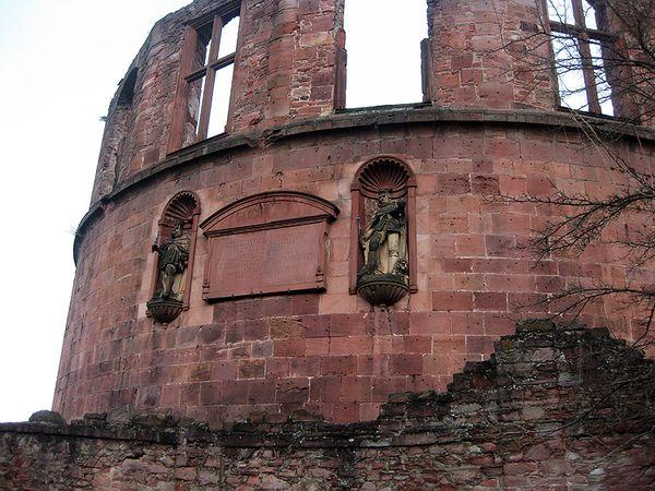 Heidleberg Castle 3