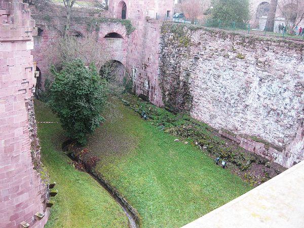 Heidleberg Castle 5