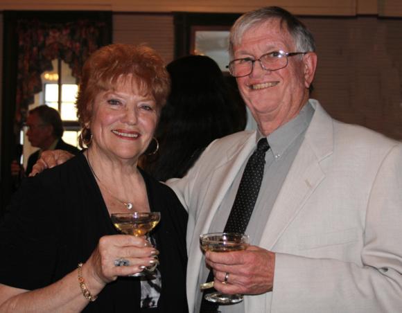 50th anniv Jeanne and Bill