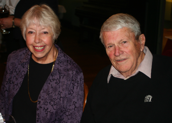 50th anniv Barbara and ED