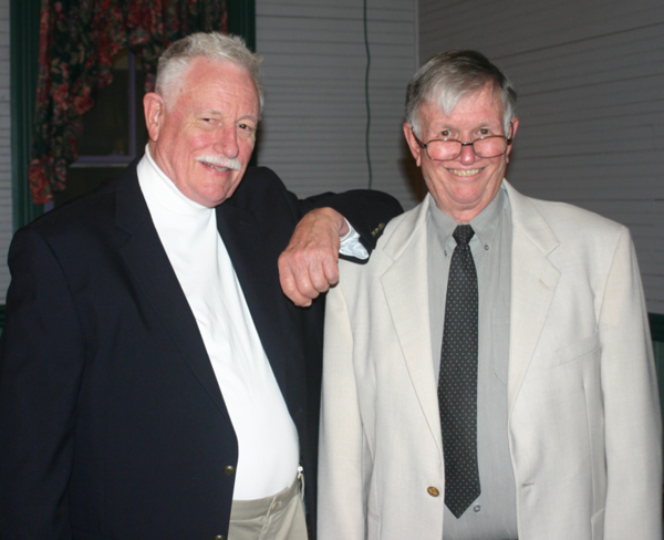 50th anniv Rick and Bill